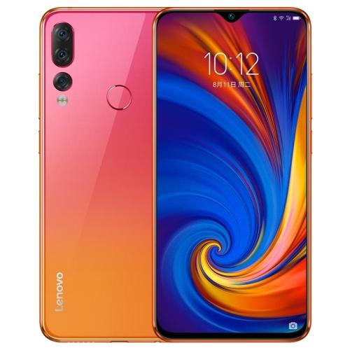 Lenovo Z5s , 6GB+64GB, Triple Back Cameras, Face & Fingerprint Identification, 6.3 inch ZUI 10 (Android P) Qualcomm Snapdragon SDM710 Octa Core up to 2.2GHz, Network: 4G(Orange)