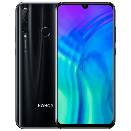 Huawei Honor 20i, 4GB+128GB, China Version, Triple Back Cameras, Face ID & Fingerprint Identification, 6.21 inch EMUI 9.0.1 (Android 9.0) Hisilicon Kirin 710 Octa Core, 4 x Cortex A73 2.2GHz + 4 x Cortex A53 1.7GHz, Network: 4G(Black) фото