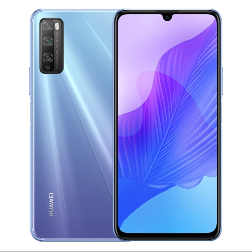 Huawei Enjoy 20 Pro 5G DVC-AN20, 48MP Camera, 8GB+128GB, China Version, Triple Back Cameras, 4000mAh Battery, Fingerprint Identification, 6.5 inch EMUI 10.1(Android 10.0) MTK Tianji 800 MT6873 Octa Core up to 2.0GHz, Network: 5G, Not Support Google Play (Silver) фото