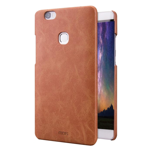 Buy MOFI Huawei Honor NOTE 8 Crazy Horse Texture Leather Surface PC Protective Case Back Cover, Brown for $3.99 in SUNSKY store