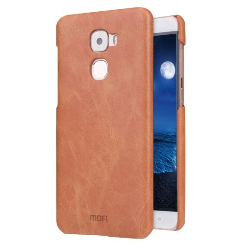 Buy MOFI Letv Le Pro 3 Crazy Horse Texture Leather Surface PC Protective Case Back Cover, Brown for $3.75 in SUNSKY store