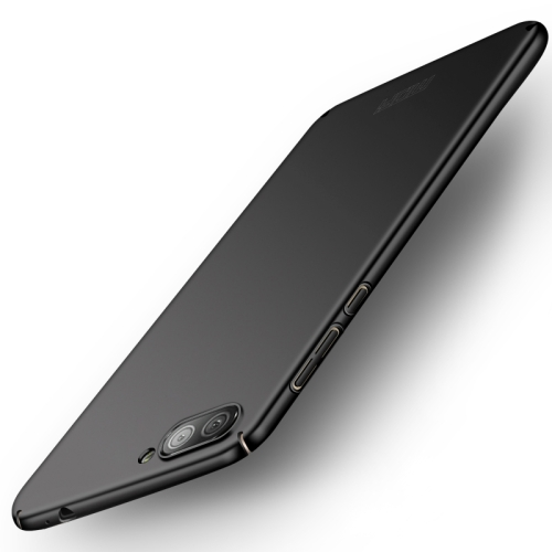 MOFI For Asus Zenfone 4 Max ZC554KL PC Ultra-thin Edge Fully Wrapped Up Protective Case Back Cover (Black) стоимость