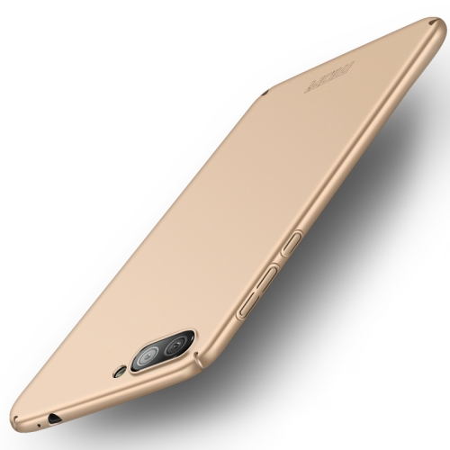 Buy MOFI For Asus Zenfone 4 Max ZC554KL PC Ultra-thin Edge Fully Wrapped Up Protective Case Back Cover, Gold for $3.04 in SUNSKY store