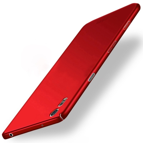 Buy MOFI for Sony Xperia XZ & XZs PC Ultra-thin Full Coverage Protective Back Cover Case, Red for $3.19 in SUNSKY store