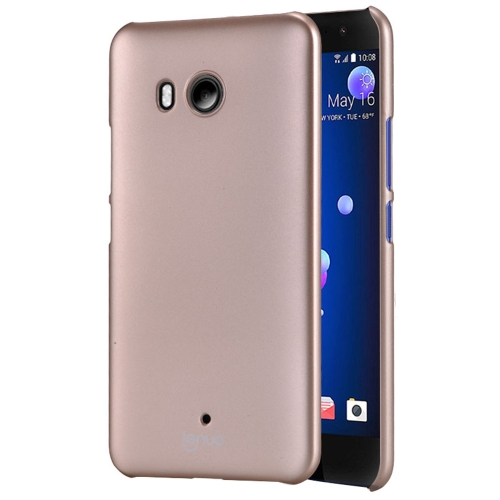 Buy Lenuo for HTC U11 PC Ultra-thin Impact Protection Case, Gold for $2.91 in SUNSKY store