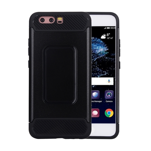 Buy Huawei P10 Detachable Metal Brushed Texture Protective Back Case, Black for $2.16 in SUNSKY store