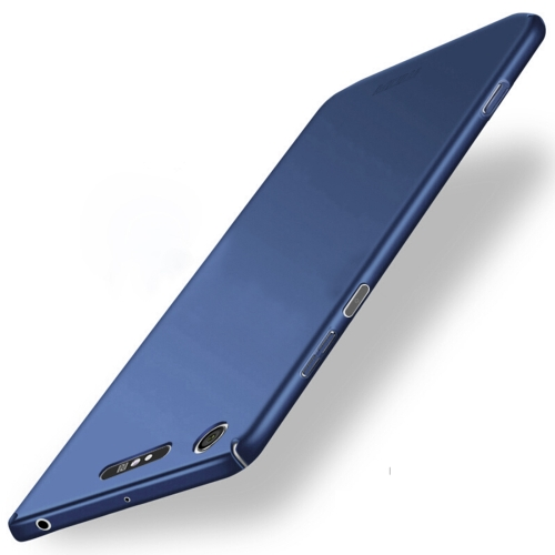 Buy MOFI for Sony Xperia XZ1 PC Ultra-thin Full Coverage Protective Back Cover Case, Blue for $3.20 in SUNSKY store