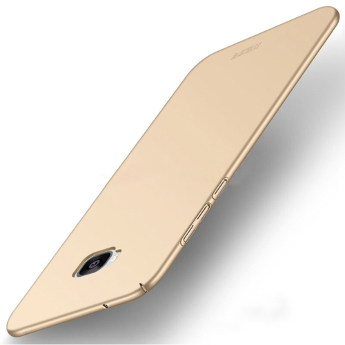 Buy MOFI for Asus ZenFone 4 Selfie ZD553KL PC Ultra-thin Edge Fully Wrapped up Protective Back Cover Case, Gold for $3.12 in SUNSKY store