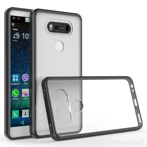 SUNSKY - For LG V20 Transparent Shockproof TPU Protective