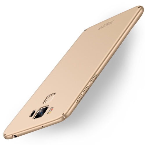 MOFI For ASUS Zenfone 3 Max ZC553KL PC Ultra-thin Edge Fully Wrapped Up Protective Case Back Cover, Gold