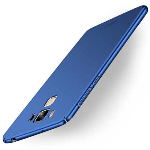 Buy MOFI For ASUS Zenfone 3 Max ZC553KL PC Ultra-thin Edge Fully Wrapped Up Protective Case Back Cover, Blue for $3.00 in SUNSKY store