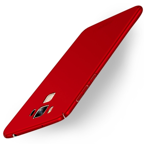 Buy MOFI For ASUS Zenfone 3 Max ZC553KL PC Ultra-thin Edge Fully Wrapped Up Protective Case Back Cover, Red for $3.00 in SUNSKY store