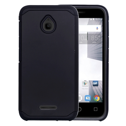 Buy For Alcatel Dawn / OT5027 Corselet TPU + PC Combination Back Case, Black for $2.17 in SUNSKY store