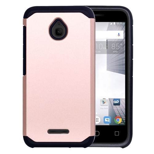 Buy For Alcatel Dawn / OT5027 Corselet TPU + PC Combination Back Case (Rose Gold) for $2.17 in SUNSKY store