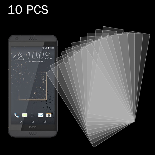 Buy 10 PCS for HTC Desire 530 0.26mm 9H Surface Hardness 2.5D Explosion-proof Tempered Glass Screen Film for $4.69 in SUNSKY store