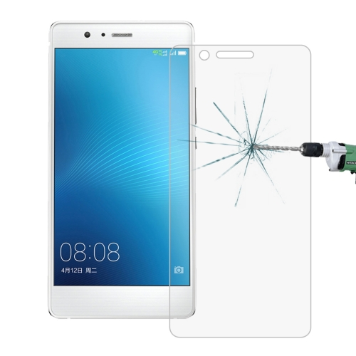 Huawei P9 Lite 0.26mm 9H Surface Hardness 2.5D Explosion-proof Tempered Glass Screen Film