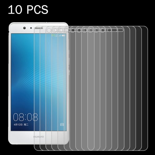 Buy 10 PCS Huawei P9 Lite 0.26mm 9H Surface Hardness 2.5D Explosion-proof Tempered Glass Screen Film for $4.92 in SUNSKY store