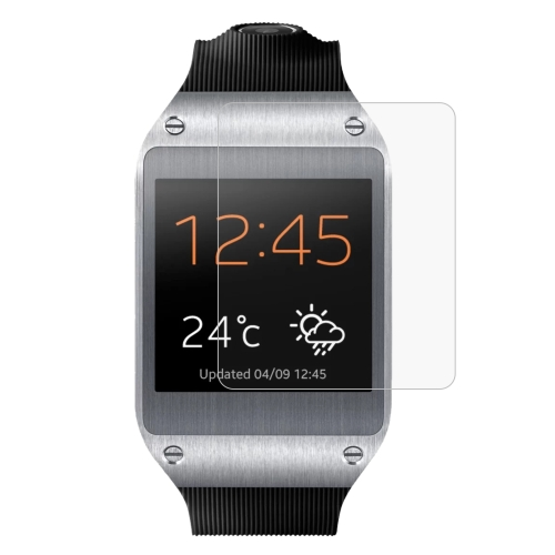 Buy ENKAY Hat-Prince for Samsung Galaxy Gear V700 0.2mm 9H Surface Hardness 2.15D Curved Explosion-proof Tempered Glass Screen Film for $1.48 in SUNSKY store