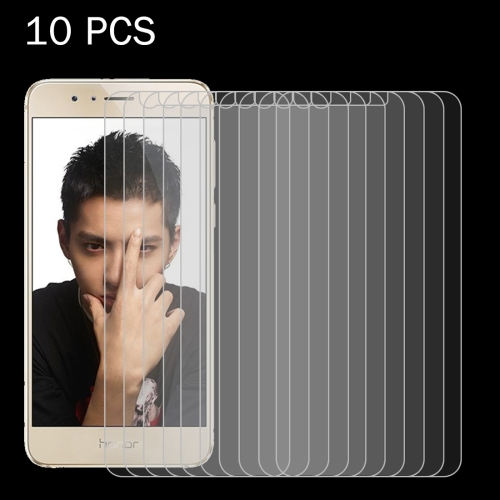 Buy 10 PCS Huawei Honor 8 0.26mm 9H Surface Hardness 2.5D Explosion-proof Tempered Glass Screen Film for $4.92 in SUNSKY store