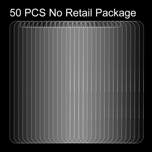 Buy 50 PCS for LG K10, 2017 0.26mm 9H Surface Hardness Explosion-proof Non-full Screen Tempered Glass Screen Film, No Retail Package for $14.01 in SUNSKY store