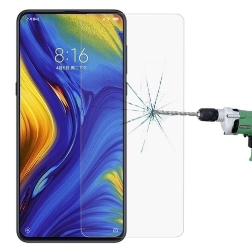 0.26mm 9H 2.5D Explosion-proof Tempered Glass Film for Xiaomi Mi Mix 3