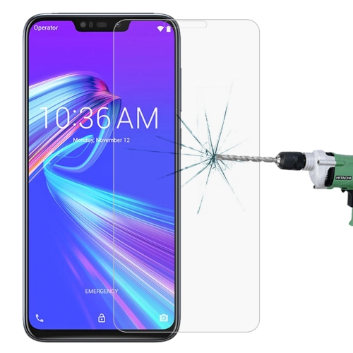 0.26mm 9H 2.5D Explosion-proof Tempered Glass Film for Asus Zenfone Max (M2) ZB633KL