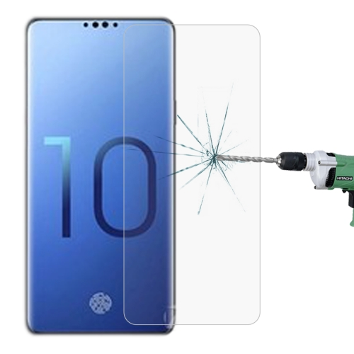0.26mm 9H 2.5D Explosion-proof Tempered Glass Film for Galaxy S10e