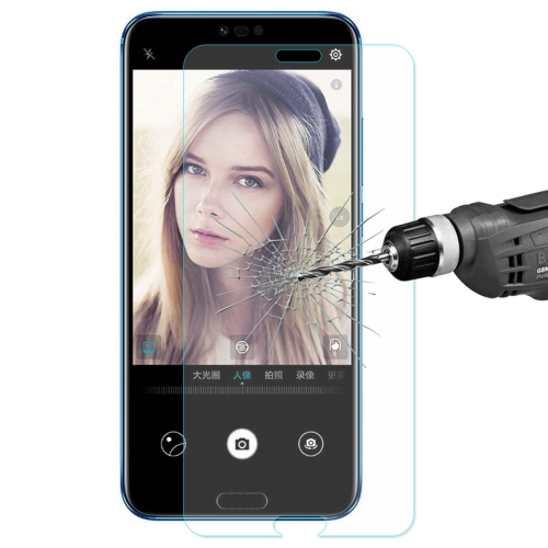 ENKAY Hat-prince for Huawei Honor 10 0.26mm 9H Surface Hardness 2.5D Tempered Glass Screen Film