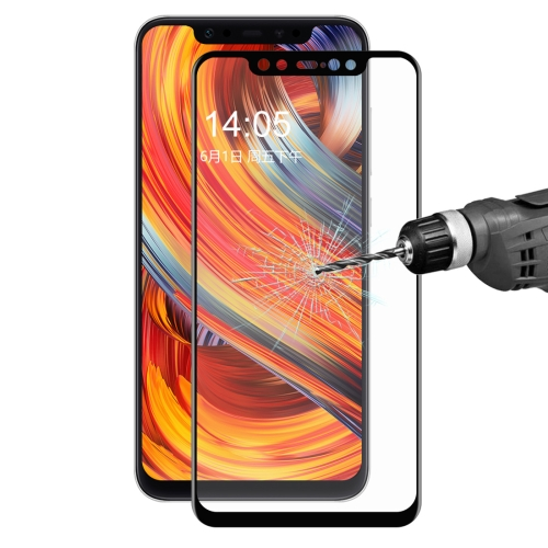 ENKAY Hat-Prince 0.2mm 9H 3D Full Screen Carbon Fiber Tempered Glass Film for Xiaomi Mi 8 (Black) rst bc2008 cycling bicycle carbon fiber water bottle holder black