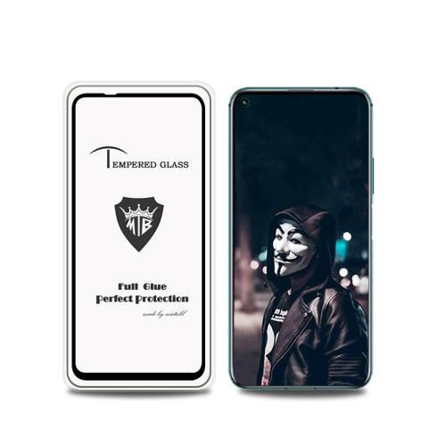 MIETUBL Full Screen Full Glue Anti-fingerprint Tempered Glass Film for Huawei Honor 20 & Honor 20 Pro (Black) фото