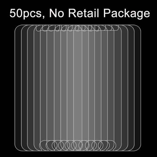 Buy 50 PCS Meizu M5 0.26mm 9H Surface Hardness 2.5D Explosion-proof Tempered Glass Screen Film, No Retail Package for $13.82 in SUNSKY store