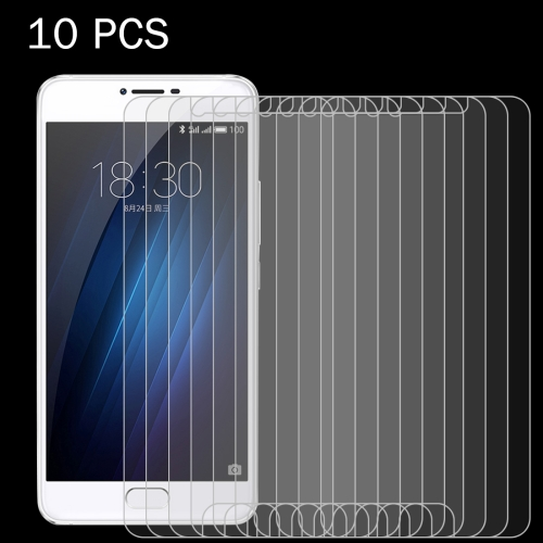 Buy 10 PCS Meizu U20 0.26mm 9H Surface Hardness 2.5D Explosion-proof Tempered Glass Screen Film for $5.14 in SUNSKY store