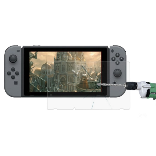 For Nintendo Switch Explosion-proof Tempered Glass Screen Film