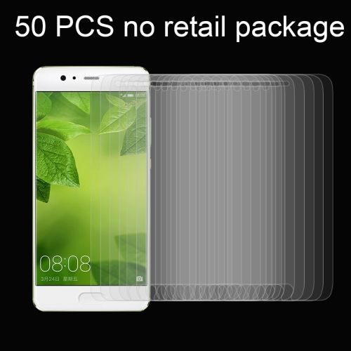 Buy 50 PCS Huawei P10 0.26mm 9H Surface Hardness Explosion-proof Non-full Screen Tempered Glass Screen Film for $13.94 in SUNSKY store
