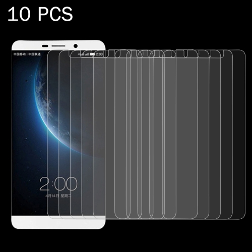 Buy 10 PCS Letv Le Max 3 0.26mm 9H Surface Hardness Explosion-proof Non-full Screen Tempered Glass Screen Film, Small Quantity Recommended Before Letv Le Max 3 Launching for $5.94 in SUNSKY store
