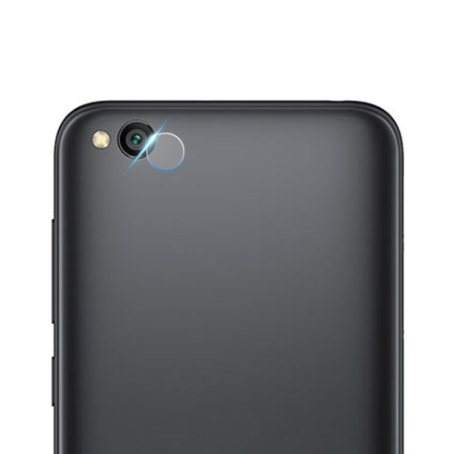 0.3mm 2.5D Transparent Rear Camera Lens Protector Tempered Glass Film for Xiaomi Redmi GO