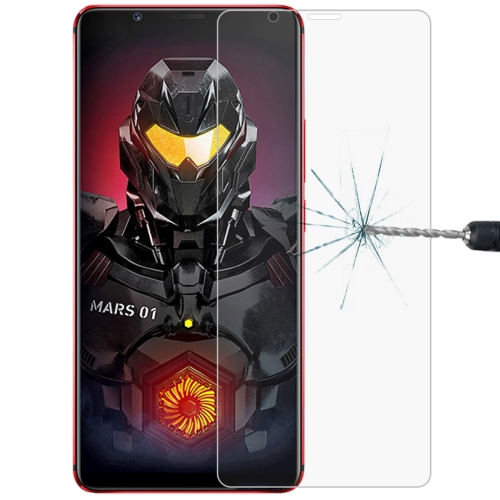 iPartsBuy Glass Screen Protector for Oppo 100 PCS 0.26mm 9H 2.5D Tempered Glass Film for Oppo AX5