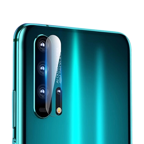 0.3mm 2.5D Transparent Rear Camera Lens Protector Tempered Glass Film for Huawei Honor 20 Pro