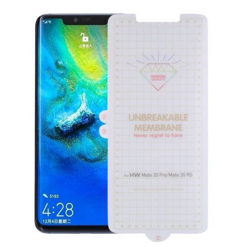 Full Screen Soft TPU Protector for Huawei Mate 20 Pro