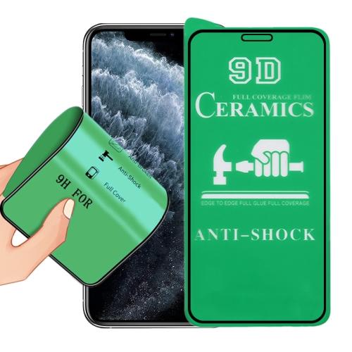 2.5D Full Glue Full Cover Ceramics Film for iPhone X / XS / 11 Pro
