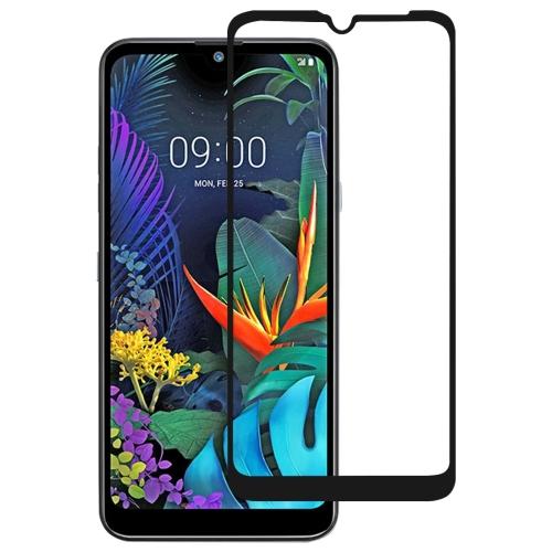 9H Full Screen Tempered Glass Film for LG X6 (2019) / Q60 / K50 фото