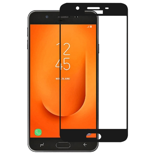 Full Glue Full Cover Screen Protector Tempered Glass film for Galaxy J7 Prime 2