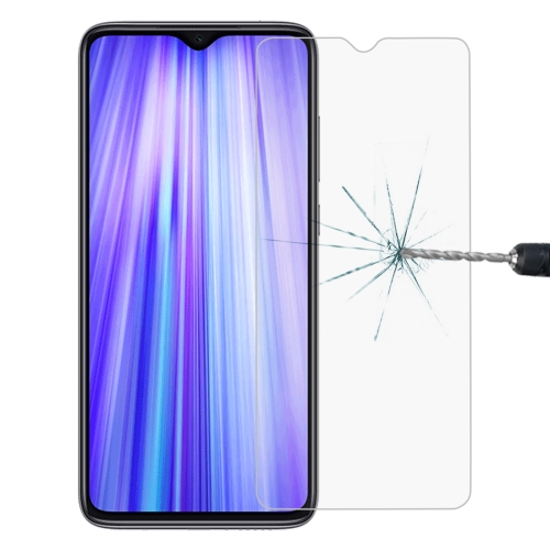 For Xiaomi Redmi Note 8 Pro 0.26mm 9H 2.5D Tempered Glass Film фото