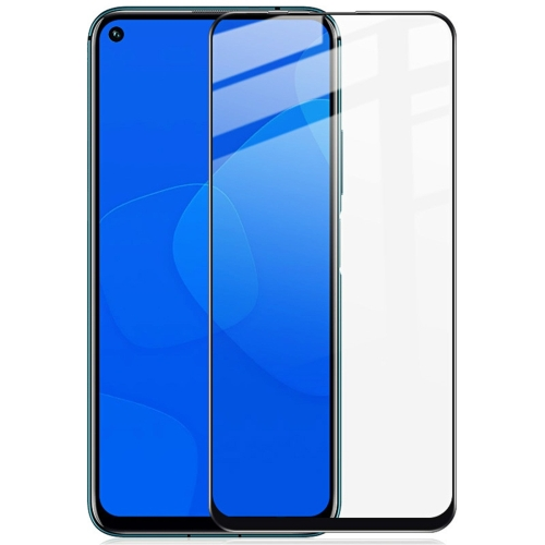 IMAK 9H Full Screen Tempered Glass Film Pro+ Version for Huawei Honor 20 / Honor 20 Pro (Black)