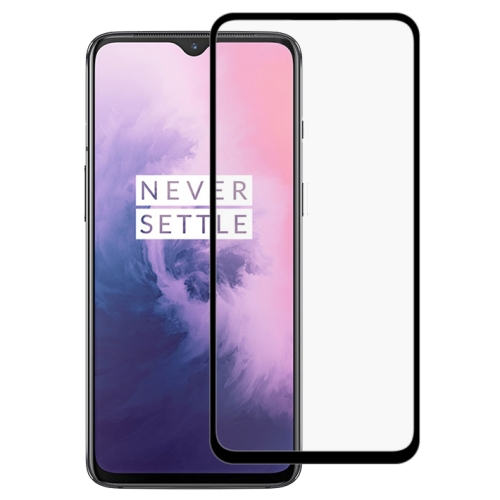 9H Full Screen Curved Edge Tempered Glass Film for OnePlus 7