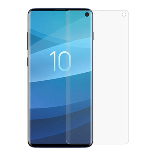 Non-full PET Soft Screen Protector for Galaxy S10