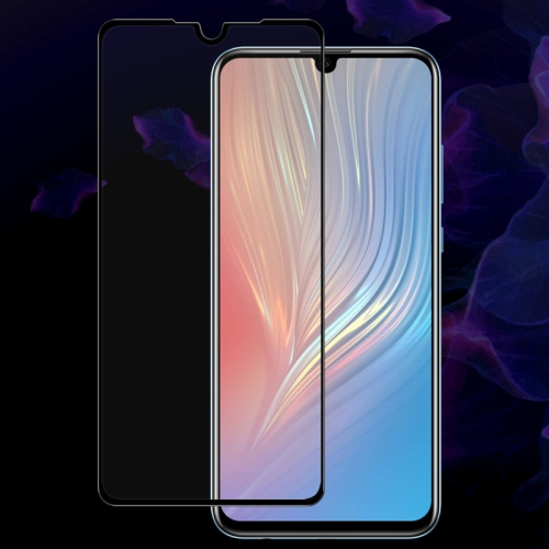 IMAK 9H Full Screen Tempered Glass Film Pro Version for Huawei P30 (Black)