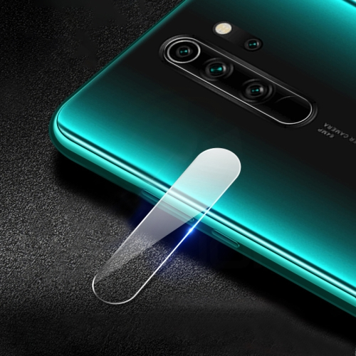 For Xiaomi Redmi Note 8 Pro 0.15mm 9H Round Edge Rear Camera Lens Tempered Glass Film фото