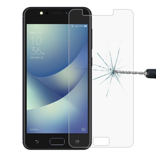 0.26mm 9H 2.5D Tempered Glass Film for Asus Zenfone 4 Max (ZC520KL)