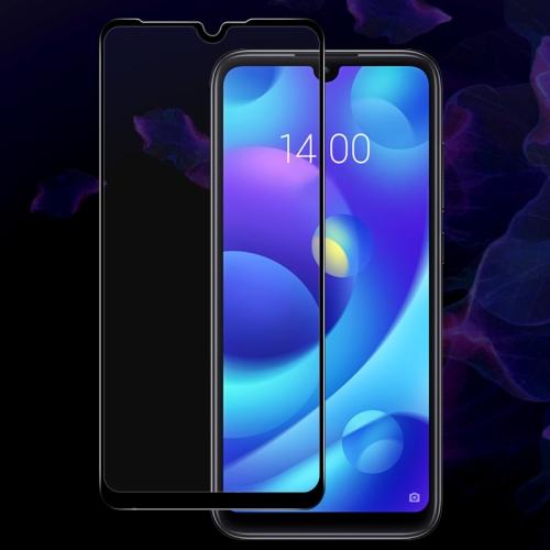IMAK 9H Full Screen Tempered Glass Film Pro Version for Xiaomi Mi Play (Black)